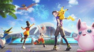 pokemon_unite_cinderace_pikachu_wigglytuff_talfonflame_cramorant