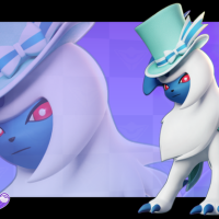 New Absol Holowear available now in Pokémon UNITE