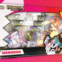 Full content details and release date revealed for the new Pokémon TCG: Celebrations Special Collection—V Memories