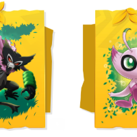 Mystery Gift codes to get Dada Zarude and Shiny Celebi in Pokémon Sword and Shield now being distributed via email to anyone who signed up for the Pokémon Trainer Club newsletter by September 25, 2021
