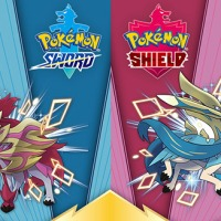 Shiny Zacian and Shiny Zamazenta will be distributed for Pokémon Sword and Shield at GameStop in the US and Canada, both Pokémon arrive at Lv. 100 and come with a Rusted Sword for Zacian and a Rusted Shield for Zamazenta